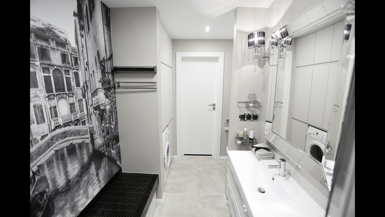 Szybkie Metamorfozy Odc 116 łazienka W Stylu Glamour Aranżacje Wnętrz Program Wnętrzarski