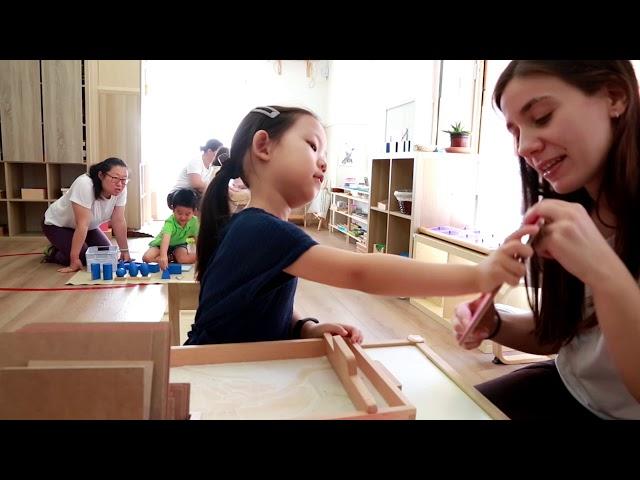 Ambiente Montessori Trilingue  蒙氏宝贝之家· 蒙氏三语空间