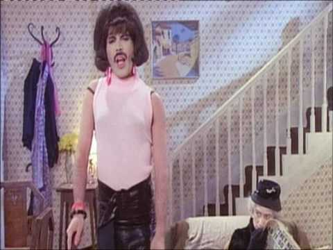 Behind The Scenes - I Want To Break Free (Queen)