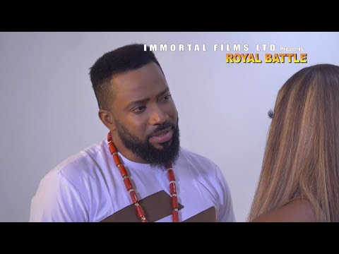 Download ROYAL BATTLE (OFFICIAL TRAILER) - 2021 LATEST NIGERIAN NOLLYWOOD MOVIES
