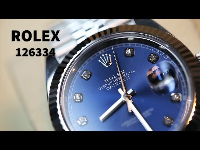 Rolex Datejust Watch 126334 #BigWatchBuyers