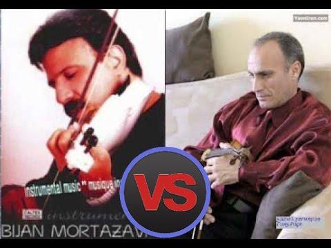 Violin Masters Challenge - Samvel Yervinyan Vs Bijan Mortazavi