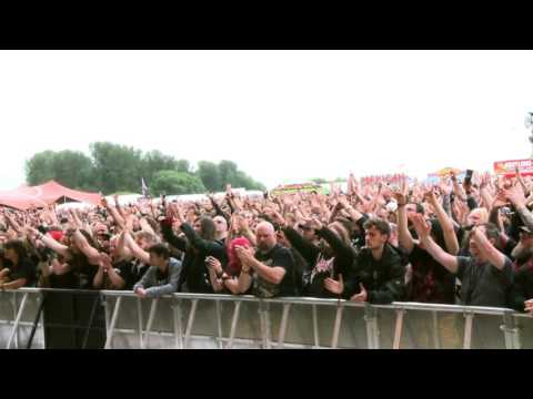 Nuclear Assault - Trail of Tears - Bloodstock 2015