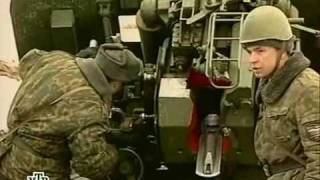 Russian Heavy Artillery MSTA-B  Военное дело МСТА Б