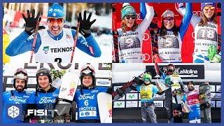 Pellegrino e Brignone cavalcano l'onda di Pyeongchang 2018