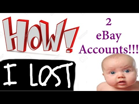 How I Lost 2 eBay Accounts Drop Shipping on eBay