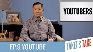 George Takei and Lindsey Reckis Chat YouTube | Episode 9 | Takei's Take