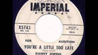 Danny Owens - You