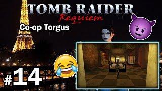 "[TRLE] Tomb Raider Requiem - Co-Op Torgus - LvL4 [2/4] - ""Lasery i łańcuchy"""