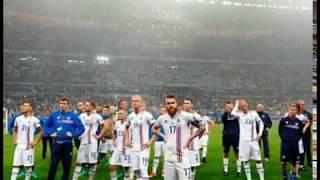 Tiba di Indonesia, Timnas Islandia Langsung Kritik Stadion