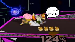BIG BRAIN Plays in Super Smash Bros. Melee