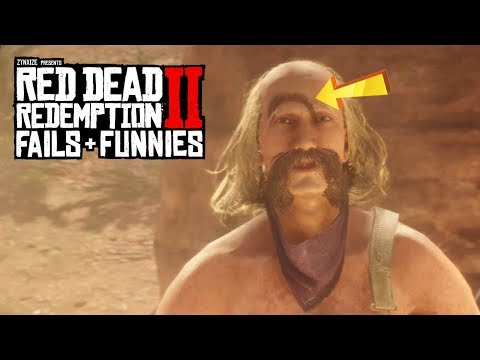Red Dead Redemption 2 - Fails & Funnies #50 thumbnail