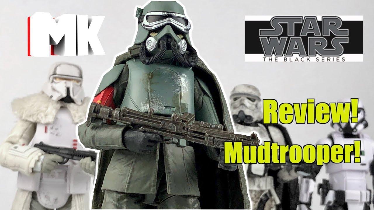 "Hasbro Star Wars Black Series Han Solo Mimban 6"" Action Figure #78"