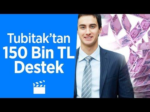 """Tübitak'tan Gençlere 150 Bin TL Destek! """"BİGG Detaylar Videomuzda"""""""
