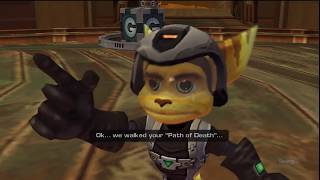 Ratchet and Clank : Up Your Arsenal -2- The Path of Death