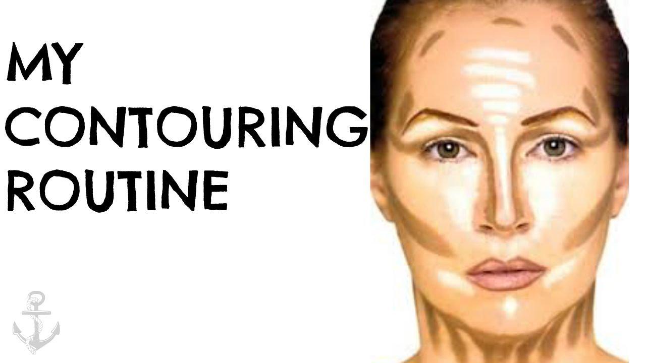 How to contour face with mac makeup — pic 1