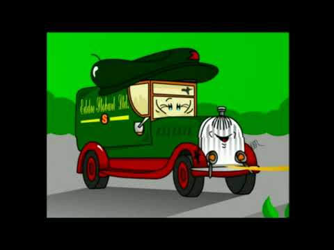 Steady Eddie - Edward the Very Old Truck