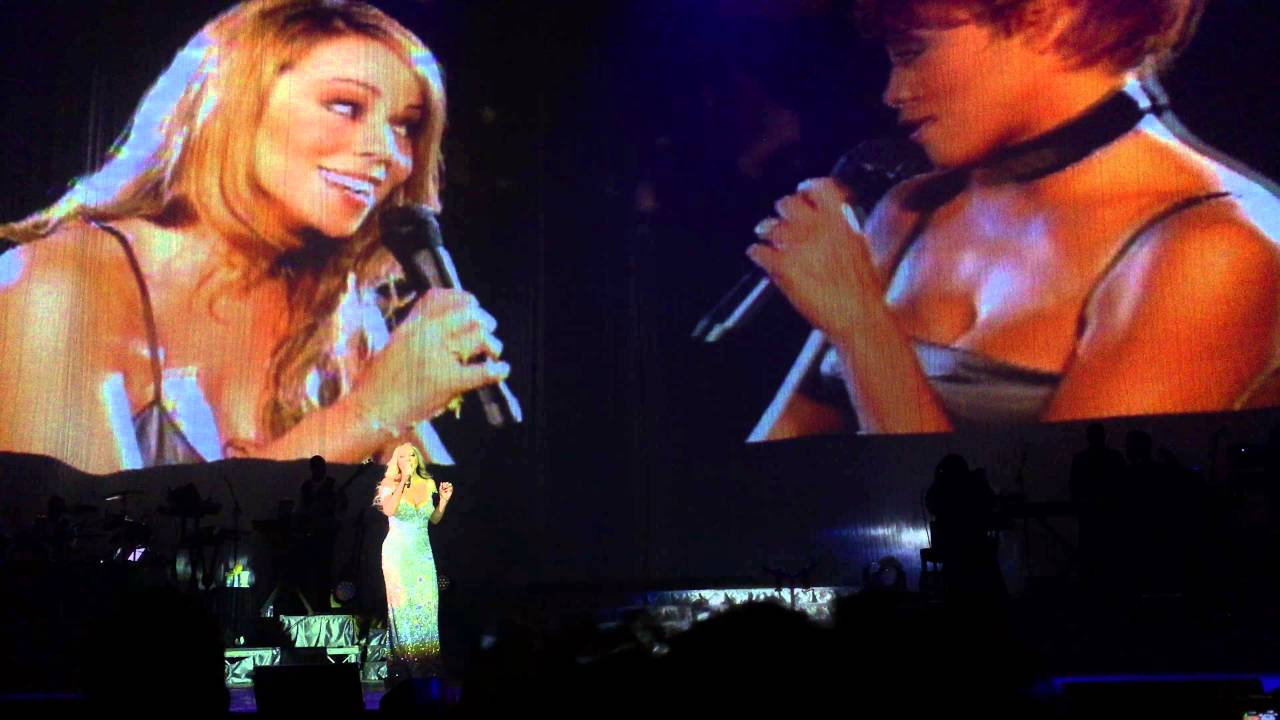 Download Mariah Carey - When You Believe - Live in Paris 2016 HD - Dedicated to Whitney Houston