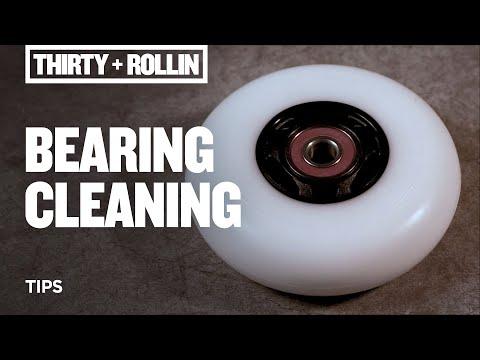 Inline Skate Bearing Cleaning | Tips | Inline Skating