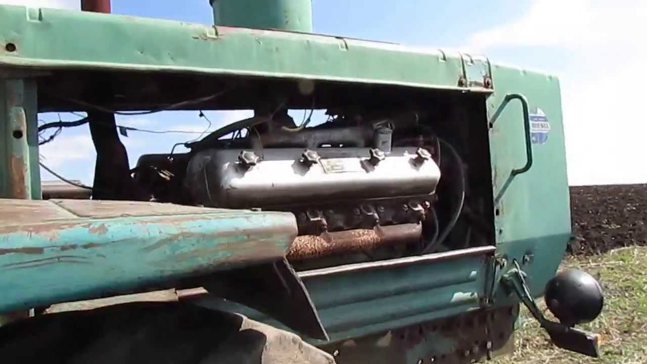 трактор т-150 к с мотором ямз-238