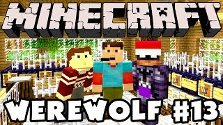 Minecraft - Friday the 13th Werewolf