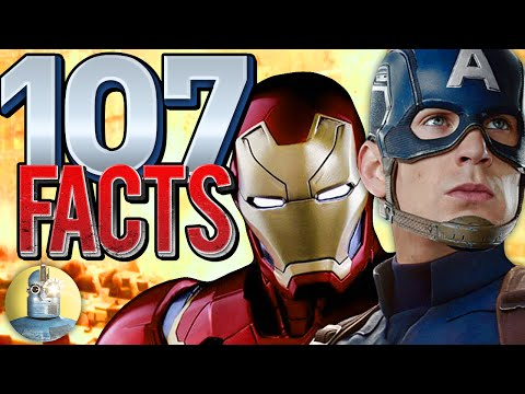 107 Captain America: Civil War Facts YOU Should Know Cinematica