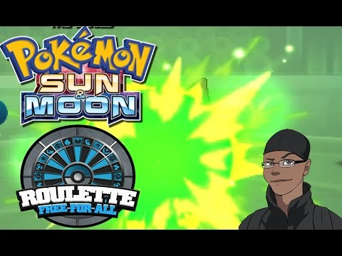 Insert Title Here -  Pokemon Sun and Moon Character  Roulette 3.0 FFA