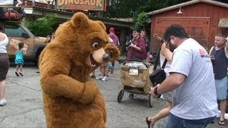 Dance Off With Kenai from Brother Bear, Disney