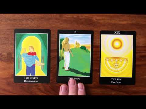 Daily Tarot Reading for 13 January 2018 | Gregory Scott Tarot
