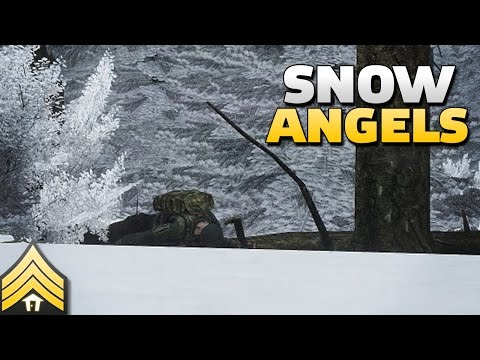 Snow Angels — ShackTac Arma 3