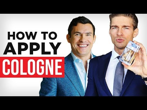 How & Where To Properly Apply Cologne With Jeremy Fragrance | Best Fragrances For Men