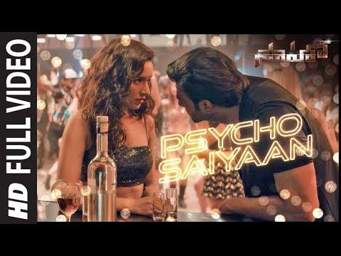 Download Lagu  Psycho Saiyaan Full  | Saaho Telugu | Prabhas, Shraddha Kapoor | Tanishk B, Dhvani B, Anirudh Mp3 Free