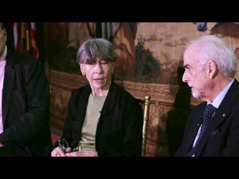 Discussion with James Panero, Bruce Cole, Eric Gibson and Karen Wilkin