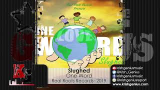 Slughed - One Word (Official Audio 2019)