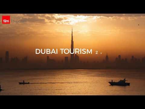 Dubai Tourism Statistics Q1 - 2017