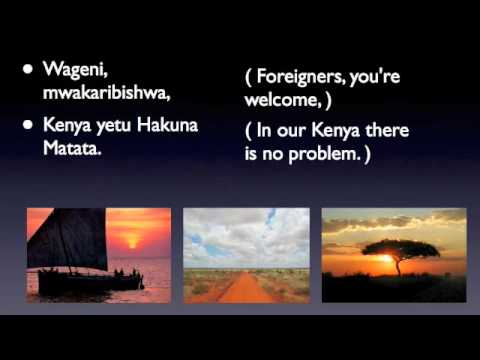 Jambo Bwana - Learn Swahili through Music