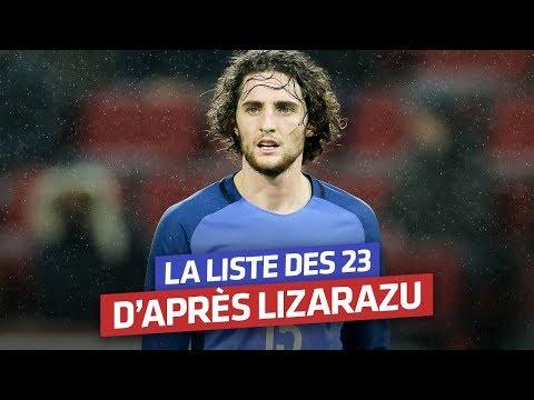 """""""Rabiot, c'est une grosse claque"""" - Equipe de France, Liste des 23"""