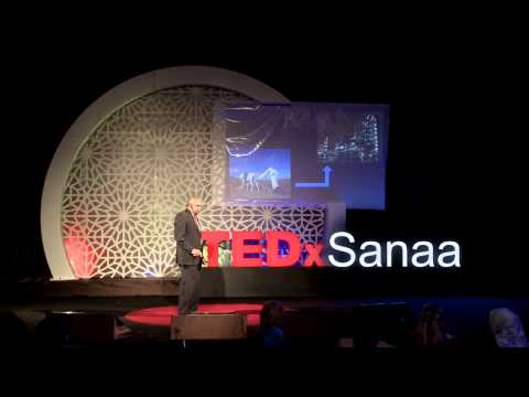 The economical shift Yemen needs to take | Mohammed Almaitami | TEDxSanaa