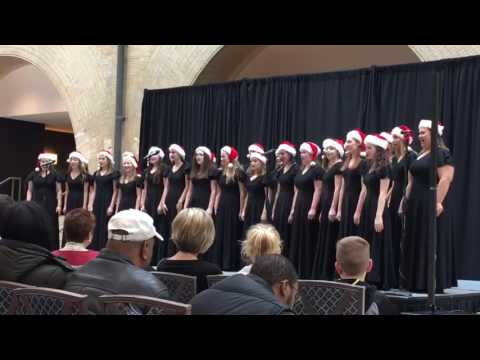 "Cor Jesu Academy Chamber Choir - ""Jingle Bells"""