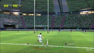 Rugby 20 - Pau vs Bayonne - Gameplay (PS4 HD) [1080p60FPS]