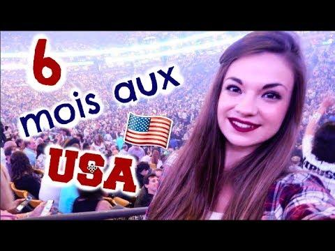Bilan 6ème Mois : AU PAIR AUX USA ♡