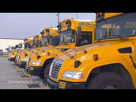 Baton Rouge School District Adds Propane Buses To Its Fleet Youtube