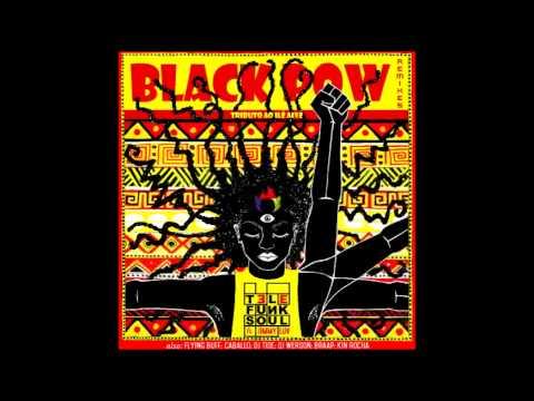 Black Pow (Dj werson remix) - Mauro Telefunksoul e Mc Jimmy Luv BRZ010