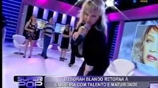 Baixar Deborah Blando - Próprias Mentiras (JAMS Electro Synth Rock Mix) (SuperPop 2012)
