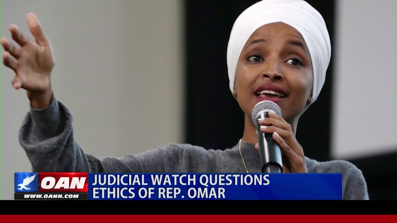 OAN Rep. Ilhan Omar's Potential Fraud NEEDS To Be Examined | Chris Farrell