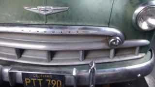1949 Chevrolet deluxe Wagon For Sale-Barn Find