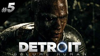 Detroit: Become Human PL #05 - WYSYPISKO!