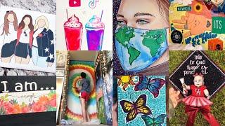 ART Tik Tok Compilation | 10 Minutes of Tiktok Artists Created