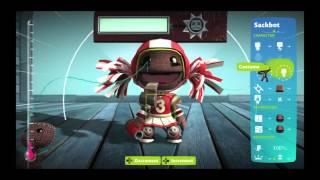 LittleBigPlanet™3 how to make boss tutorial