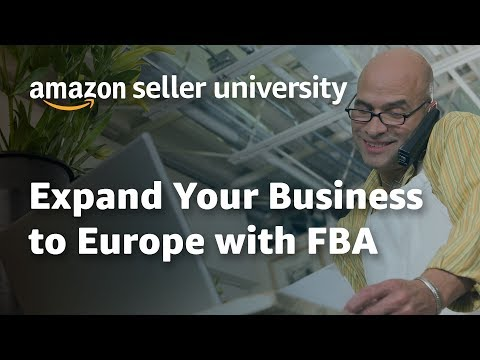 Expand Your Business to Europe with FBA